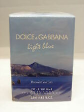 *Dolce & Gabbana - Light Blue Homme Discover Vulcano EdT Spray 125ML Neu & OVP*