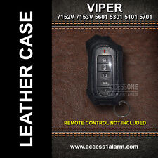 Leather Case For Viper 7152V or 7153V Remote Controls  5601V 5301V 5101V 5701V