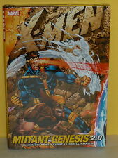 X-MEN: MUTANT GENESIS 2.0 HC - Claremont JIM LEE - Marvel SEALED - Adjectiveless