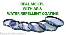 -= FREE TO TRY=- REAL MC CPL 72mm AR coated water repellent Multi Coated sigma