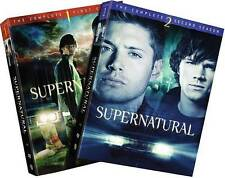 Supernatural: The Complete Seasons 1&2 (2-Pack), New DVDs