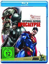 SUPERMAN / BATMAN APOCALYPSE - Blu Ray Region B/UK - & Green Arrow