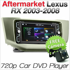 Car DVD Player Lexus RX 300 330 350 Fascia Facia Kit Stereo CD USB Radio ISO OZ