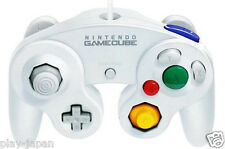 New Wii Official Nintendo White Classic Gamecube Controller Japan import