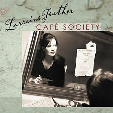 Cafe Society by Feather, Lorraine