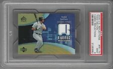 2005 Upper Deck Fabric Reflections Game-Worn Jersey Todd Helton #FR-TH PSA 9