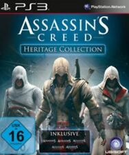 Playstation 3 Assassins Creed HERITAGE COLLECTION Deutsch sehrguterZustand