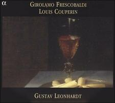 Girolamo Frescobaldi, Louis Couperin, New Music