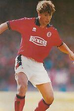 Foto de fútbol > Neil Cox Middlesbrough 1994-95