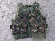 SERBIA ARMY  CAMOUFLAGE TACTICAL VEST M99A2  -XL-