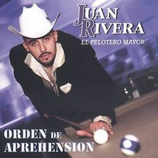 Orden De Aprehension Juan Rivera Spanish CD