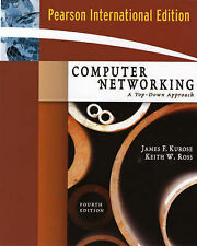 Computer Networking: A Top-Down Approach: International Version by James F....