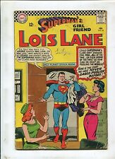 Lois Lane #63 How Could Superman's Clark Kent Disguise Fool The World(Grade 4.0)
