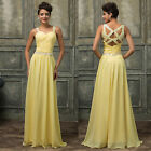 New Long Evening Formal Party Gown Prom Bridesmaids Mother of The Bride Dresses