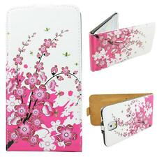 Pink Plum Flip Leather Slots Cover Case Fit For Samsung Galaxy Note 3 III N9000