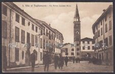 PORDENONE SAN VITO AL TAGLIAMENTO 15 Cartolina viaggiata 1924