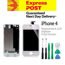 For iPhone 4 Replacement LCD Digitizer Front and Back Screen Assembly Tool White