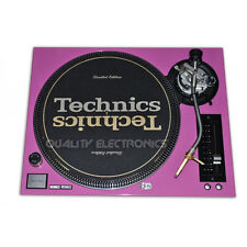 Technics Faceplate SL1200/1210 M5G Turntable Pink, Technics face plate, Faceple
