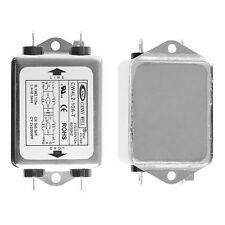 Power EMI Filter CW4L2-10A-T Monophasic Enhanced AC 220V 50/60 HZ