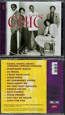 """CHIC """"The Very Best Of"""" (CD) 2000 NEUF"""