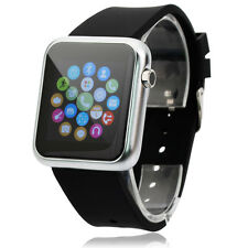 Atongm W009 Smart Bluetooth Wristband Watch Phone for Android IOS 4-Mode Black