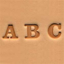 "1/4"" Alphabet Stamp Kit for Leather and Crafts 4903-01 by Tandy Leather"