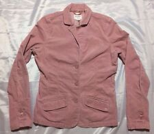AMERICAN EAGLE OUTFITTERS Peachy Pink SZ M/M Stretch Cotton Jacket