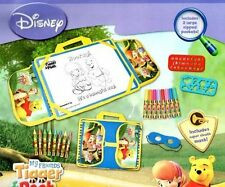 DISNEY WINNIE THE POOH & TIGER DESK ON THE GO LAPTOP DESK WITH POCKET BAG
