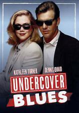 UNDERCOVER BLUES-UNDERCOVER BLUES DVD NEW