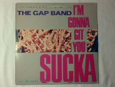 "GAP BAND I'm gonna git you sucka 12"" USA FRANKIE KNUCKLES"