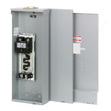 100-Amp 4-8-Space Main-Breaker Outdoor Electrical-Panel Box Mobile-Home Trailer