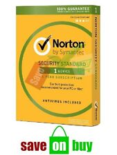 Norton Security 2016, Multi device, 1 User, 1 Year (Windows, Mac, iOS, Android)