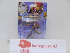 Captain Falcon amiibo Figure First Print USA Edition | NiB Rare Mint Condition