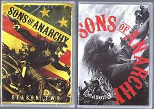 Sons of Anarchy Season 2 & 3 - DVD TV Shows Two Three BRAND NEW
