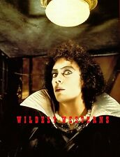 Rocky Horror Picture Show Scary Stare Tim Curry Pearls Necklace Photo Rare