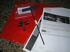 1997-2004 Porsche Boxster S 986 Hardtop hard top Install Kit and Perfect Tool