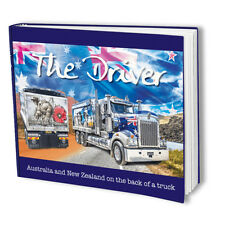 The Driver by Alice Mabin - Australia and New Zealand on the back of a truck