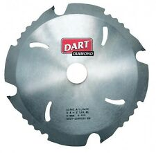 DART PCD160208 POLY CRYSTALLINE DIAMOND SAW BLADE (PCD) 160DMM x 20MM x 8 TEETH