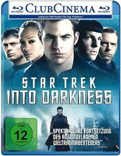 STAR TREK INTO DARKNESS SINGLE   BLU-RAY NEU