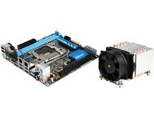 ASRock X99E-ITX/ac LGA 2011-v3 Intel X99 SATA 6Gb/s USB 3.1 USB 3.0 Mini ITX Int