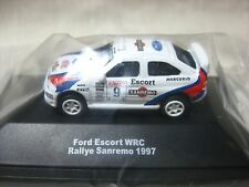 Ford Escort WRC Rallye Sanremo 1997 1:87 Scale WRC Machine Collection