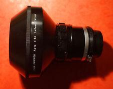 Ojo De Pez Nikon AI Lente Nikkor Auto 8mm f/2.8