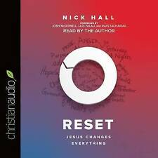 Reset: Jesus Changes Everything by Hall, Nick 9781633898370