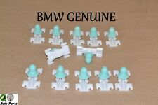 BMW E46 323i 325i 328i 330i Set of 12 Moulding Clips for Side Mouldings Genuine