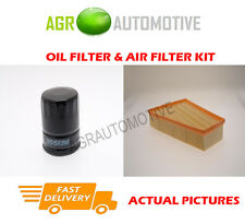 DIESEL SERVICE KIT OIL AIR FILTER FOR FORD GALAXY 1.8 101 BHP 2006-