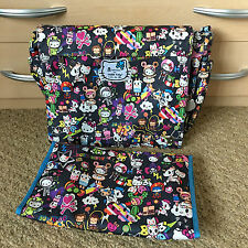 Ju Ju Be Better Be Tokidoki Hello Kitty Dream World Baby Bag JuJuBe Change Mat