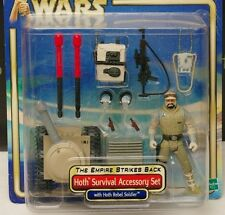 Star Wars The Empire Strikes Back Hoth Survival Accessory Set W/Rebel Soldies
