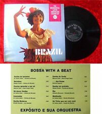 LP expostio una bossa with a beat Brazil wonderful Latin in data