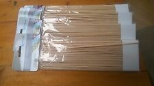 "1000 x10"" Wooden Skewers/Sticks BBQ Kebab Fruit Choc Fountain Craft Florist"