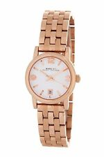 BRAND NEW MARC JACOBS MBM3438 FARROW ROSE GOLD STAINLESS STEEL WOMEN'S WATCH